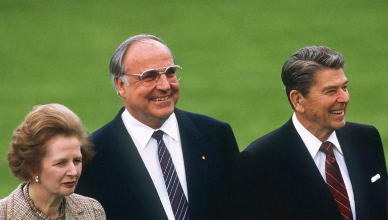 Germania, morto Helmut Kohl